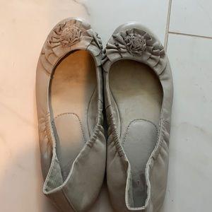 Ballet flats grey 7.5 M